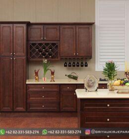 Model Kitchen Set Minimalis Murah