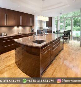 Model Kitchen Set Murah Mebel Jepara