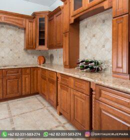 Model Kitchen Set Terbaru Jepara