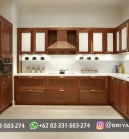 Model Kitchen Set Ukir Jepara