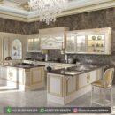 Model Kitchen Set Ukiran Minimalis Mebel Jepara
