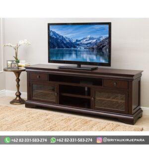 Model Meja TV Jati Murah 300x300 - Model Meja TV Jati Murah