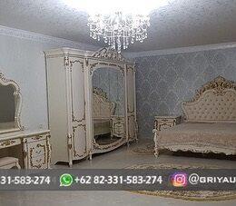 Model Tempat Tidur Furniture Jati Jepara