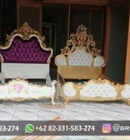 Model Tempat Tidur Furniture Jati Mebel Jepara