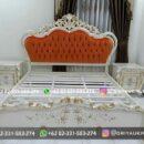 Model Tempat Tidur Furniture Jati Murah