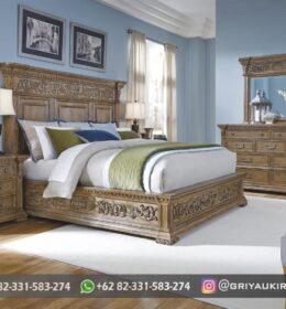 Model Tempat Tidur Furniture Ukiran Murah