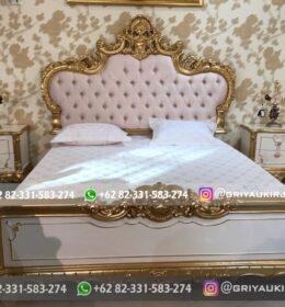 Model Tempat Tidur Model Mewah Griya Ukir Jepara