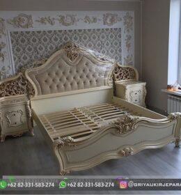 Model Tempat Tidur Model Mewah Mebel Jepara