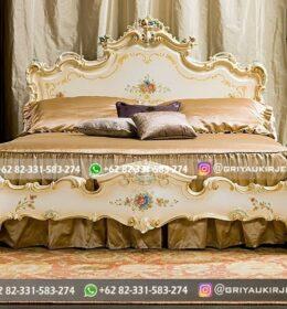 Model Tempat Tidur Ukir Jepara
