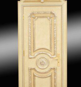 Pintu Jati Minimalis Kode 130
