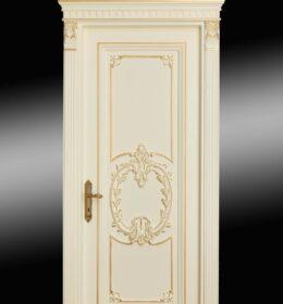 Pintu Jati Minimalis Kode 145