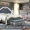 Set Tempat Tidur Furniture Jati Griya Ukir Jepara