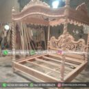 Set Tempat Tidur Furniture Jati Mebel Jepara