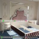 Set Tempat Tidur Furniture Jati Murah