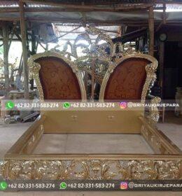 Set Tempat Tidur Furniture Ukiran Mebel Jepara
