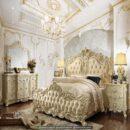 Set Tempat Tidur Furniture Ukiran Murah