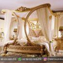 Set Tempat Tidur Mewah Mebel Jepara