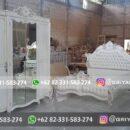 Set Tempat Tidur Model Mewah Mebel Jepara