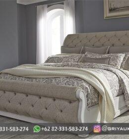 Set Tempat Tidur Ukir Jepara