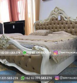 Set Tempat Tidur Ukir Mebel Jepara