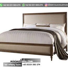 Set Tempat tidur Mewah Minimalis