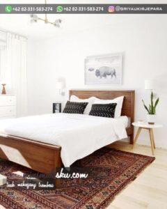 Set Tempat tidur Modern Simpel 240x300 - Set Tempat tidur Modern Simpel