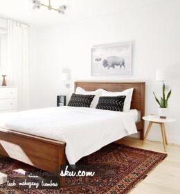 Set Tempat tidur Modern Simpel