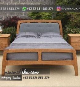 Set Tempat tidur Terbaru Simpel