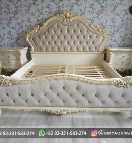 Tempat Tidur Furniture Jati Jepara