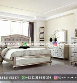Tempat Tidur Furniture Jati Murah