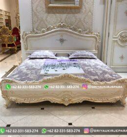 Tempat Tidur Furniture Ukiran Mebel Jepara