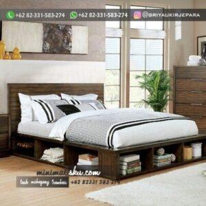 Tempat Tidur Kayu Jati Simpel 300x300 - Tempat Tidur Kayu Jati Simpel