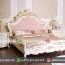 Tempat Tidur Model Mewah Jepara