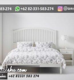 Tempat Tidur Modern Griya Ukir Jepara