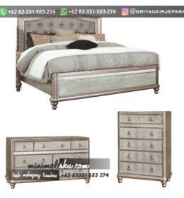 Tempat Tidur Modern Simpel