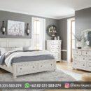 Set Tempat Tidur Furniture Ukiran Jepara
