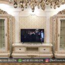 Bufet TV Furniture Jati Mebel Jepara