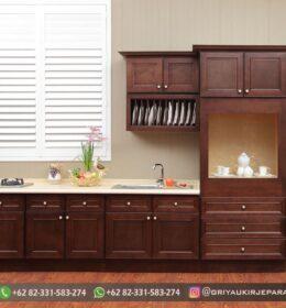 Kitchen Set Furniture Ukiran Mebel Jepara