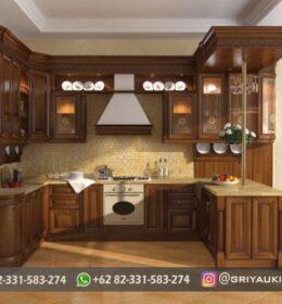 Model Set Dapur Murah Jepara