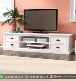 Bufet Meja TV Furniture Ukiran Jepara
