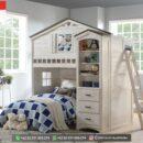 Desain Tempat Tidur Anak-Anak Mewah Mebel Jepara