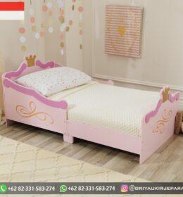 Desain Tempat Tidur Anak-Anak Mewah Simpel
