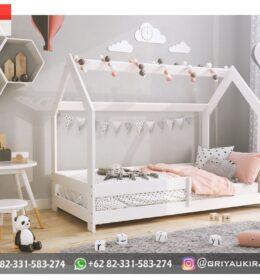 Desain Tempat Tidur Anak-Anak Terbaru Jepara