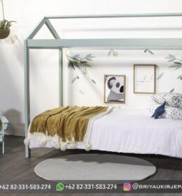 Desain Tempat Tidur Anak Minimalis Jepara