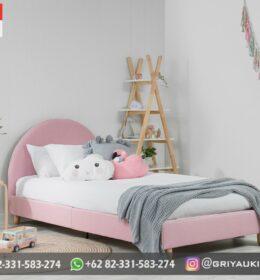 Desain Tempat Tidur Anak Minimalis Simpel