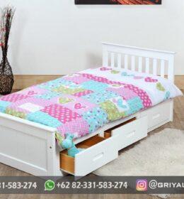 Desain Tempat Tidur Anak Terbaru Jepara