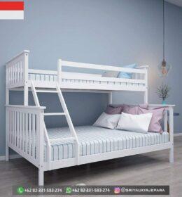 Desain Tempat Tidur Anak Tingkat Mebel Jepara