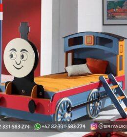 Model Tempat Tidur Anak-Anak Karakter Jepara