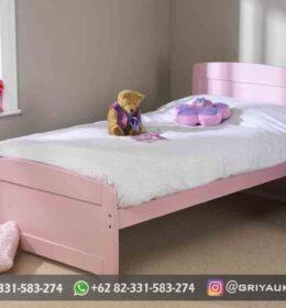 Model Tempat Tidur Anak-Anak Modern Murah