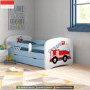 Model Tempat Tidur Anak Karakter Simpel